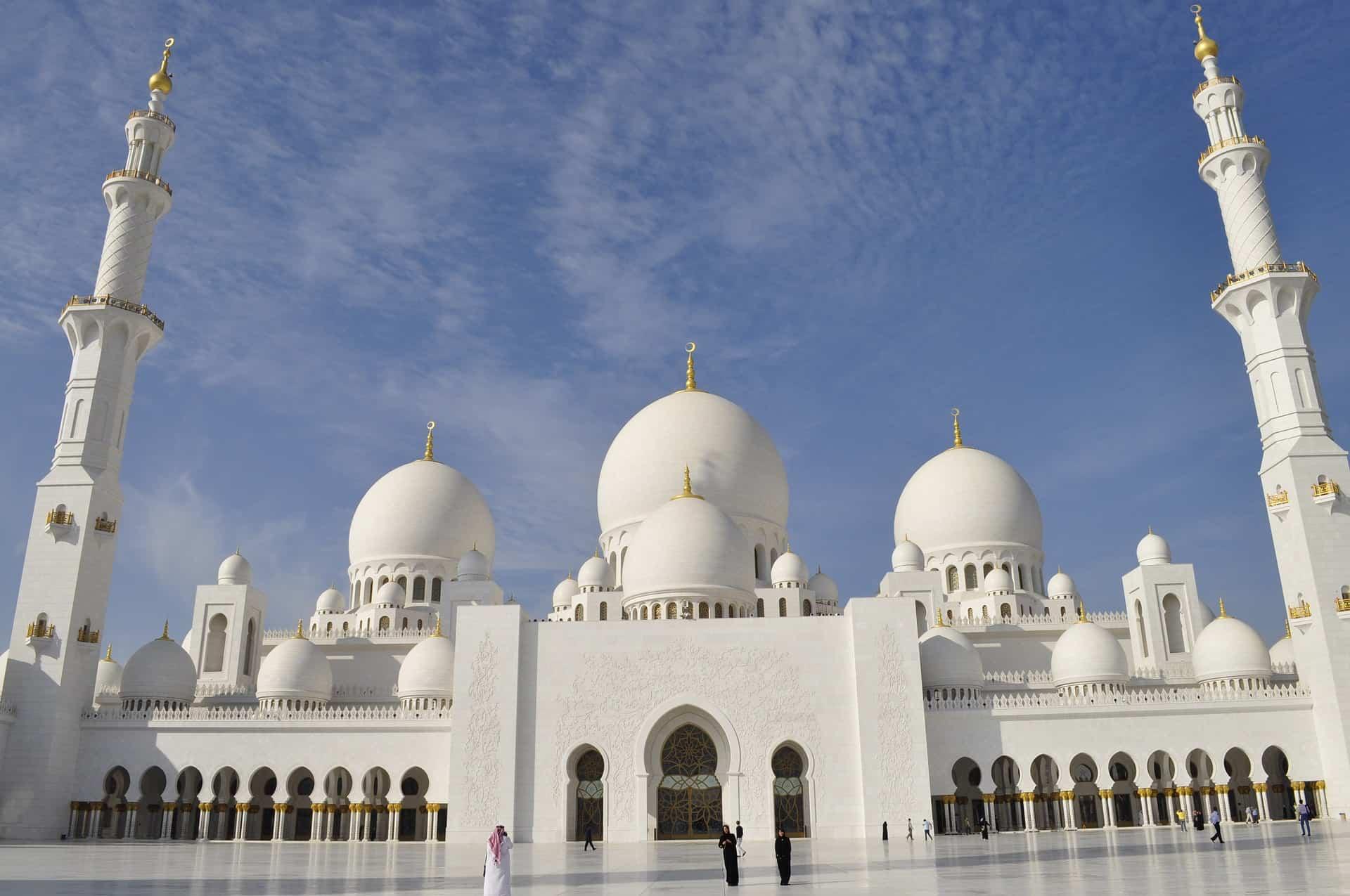 UAE, Grand Mosque