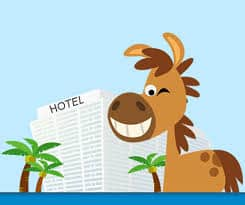 $35 TravelPony credit for your next hotel stay. Great cover for US & some International cities