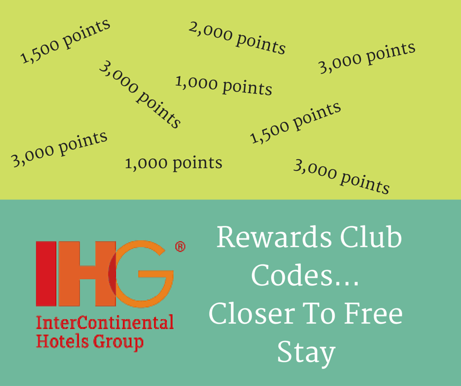 First, choose your favorite items and add them to your shopping cart. Second, copy and paste the Ihg Rewards promo code before checkout. Generally, there is a little box at checkout page reminding you to enter a promo code. Make sure they meet the requirements of Ihg .
