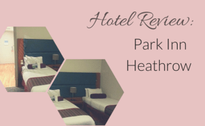 Park Inn Heathrow - Hotel Review