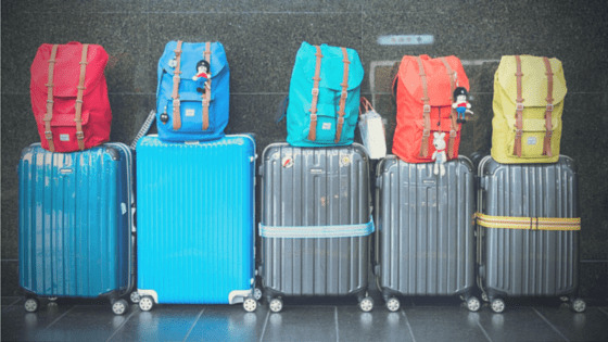 luggageYour bags journey at Heathrow Airport