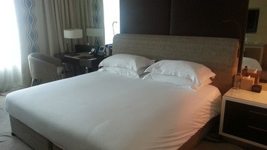 Hotel Review: Hilton Capital Grand Abu Dhabi