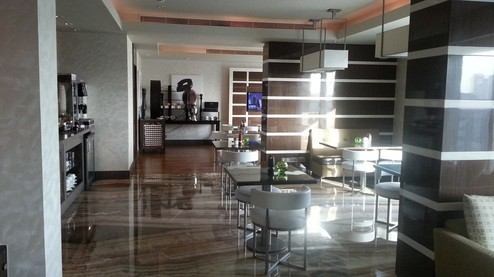PictureHotel Review: Hilton Capital Grand Abu Dhabi