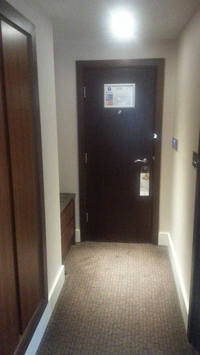 doubletree marble arch reviews