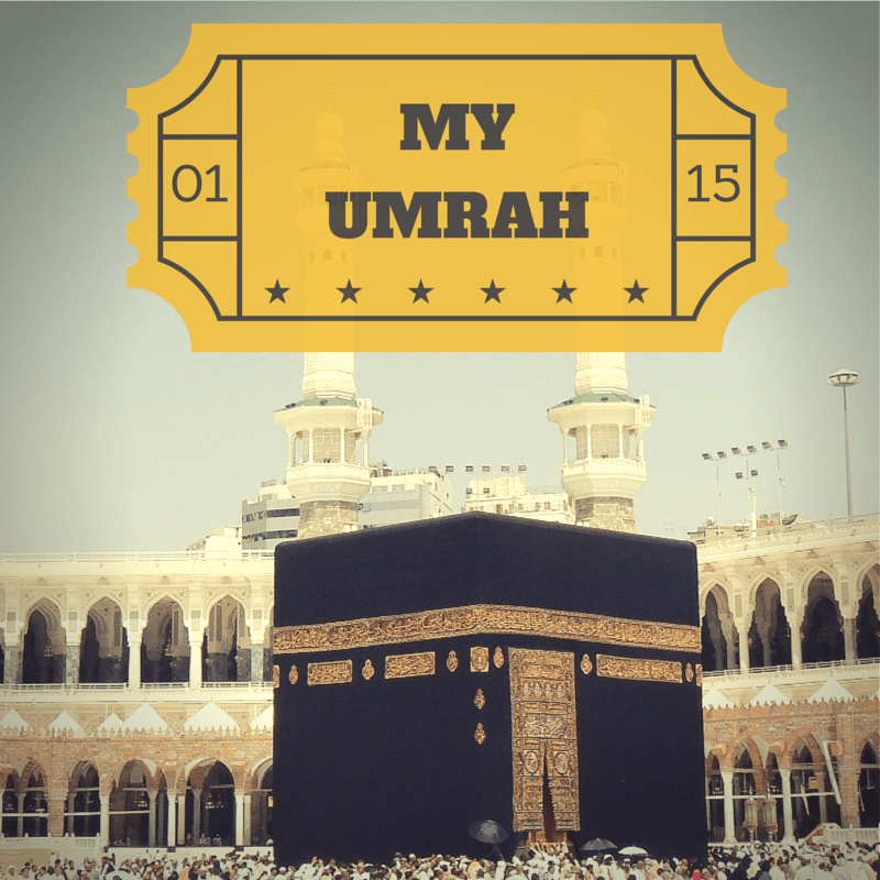 I am going for Umrah (Muslim Pilgrimage) AND it is under £300