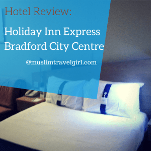 Hotel Review: Holiday Inn Express Bradford City Centre