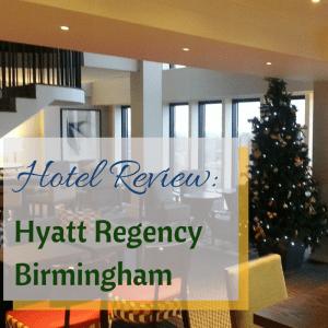 Hotel Review: Hyatt Regency Birmingham