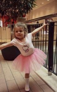 my cute niece