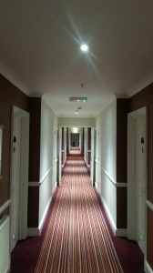 Muslim Travel Girl Holiday Inn