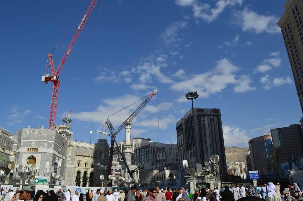Mekkah Saudi Arabia MuslimTravel Girl Umrah