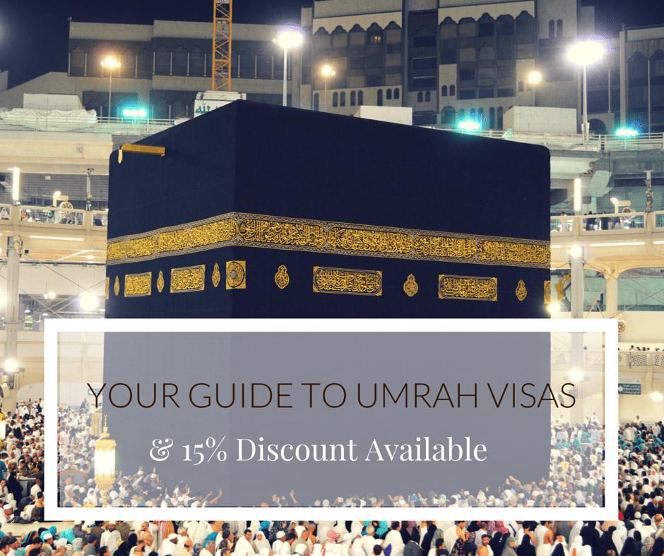 Umrah visa discount Muslimtravel girl