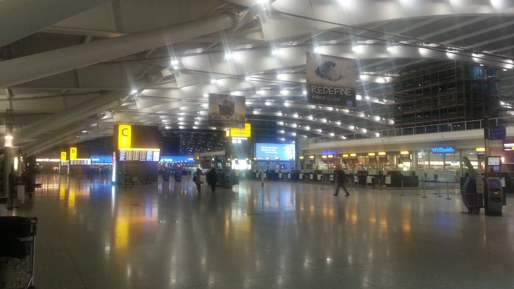 MuslimTravelGirl Heathrow Terminal 5