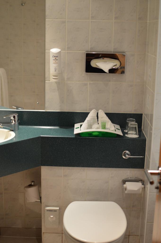Holiday Inn London Heathrow hotel review MuslimTravelGirl