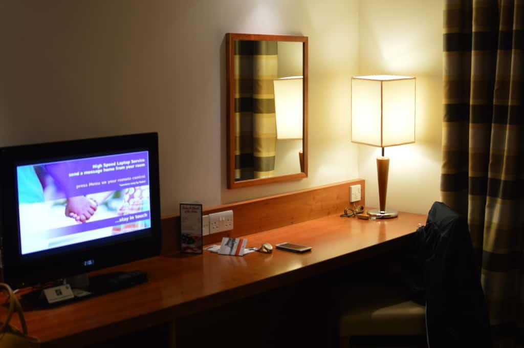 Holiday Inn London Heathrow Review MuslimTravelGirl