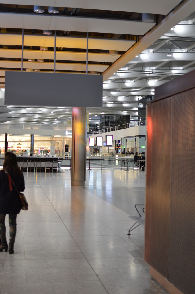 MuslimTravelGirl Heathrow Terminal 5