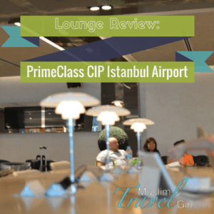 Review: Primeclass CIP Istanbul Airport lounge