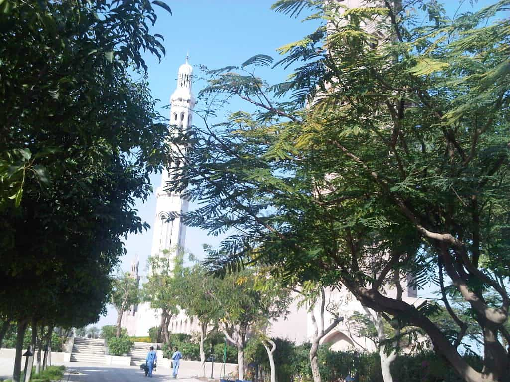 MuslimTravelGirl Sultan Qaboos Mosque Muscat