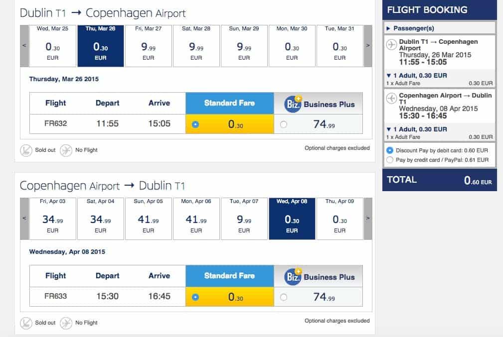MuslimTravelGirl Ryanair