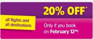 Flight Deals: 20% Off Wizz air and £0.60euro return flights from Dublin to Copenhagen with Ryanair