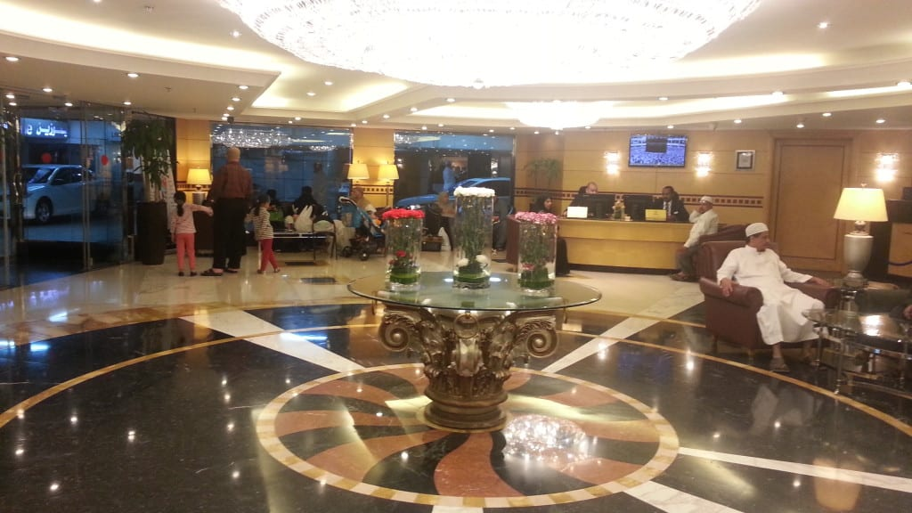 Hotel Review Hilton Makkah Towers by Muslim Travel Girl
