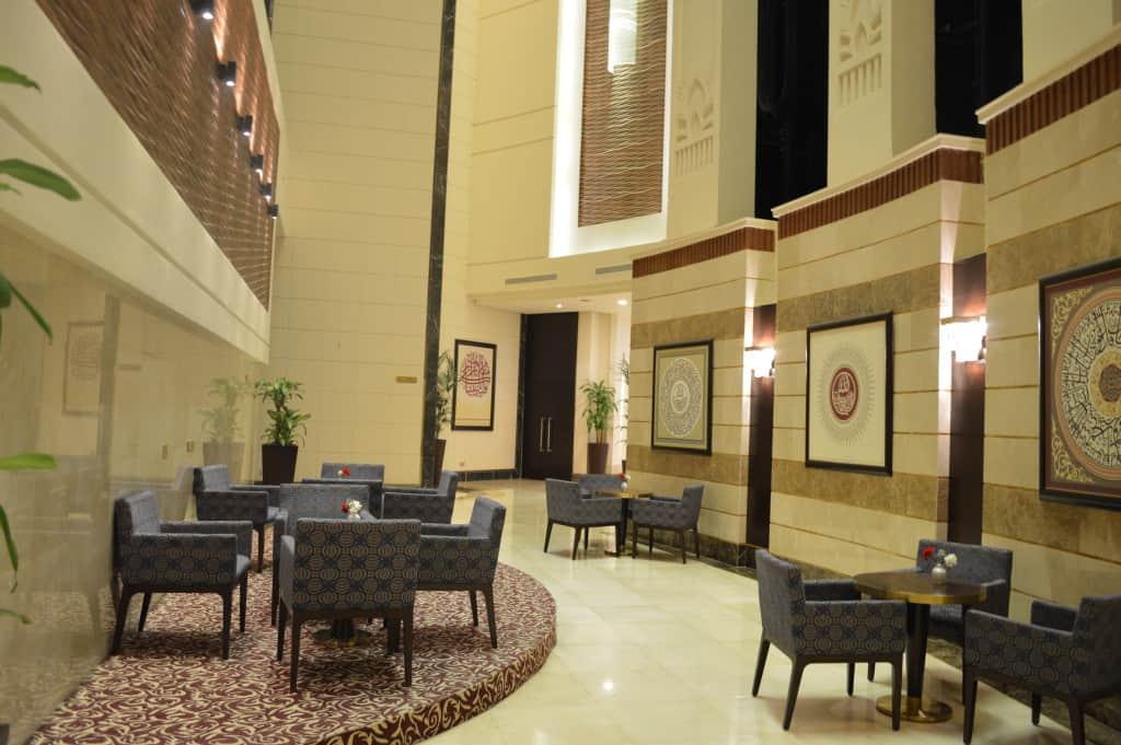 Hilton Hotel Makkah