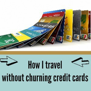 Impossible! A blogger that doesn't do airmiles credit card churning