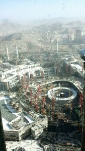fairmont makkah