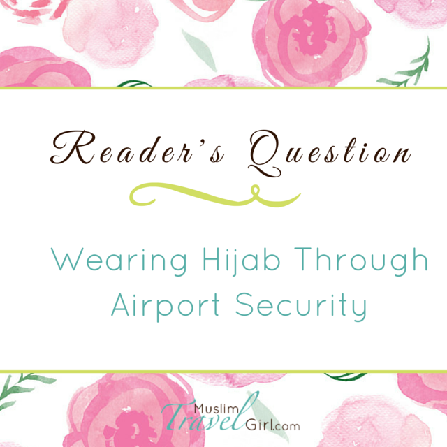 airport security hijab