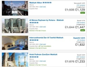 When is the Best Time to Book Your Umrah
