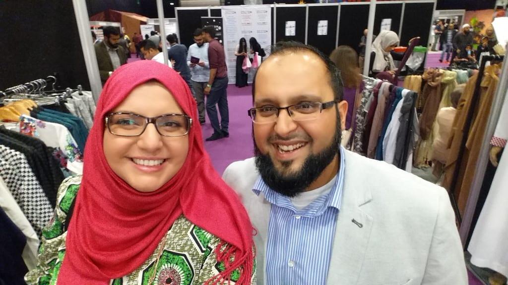 muslim lifestyle expo -muslim travel girl