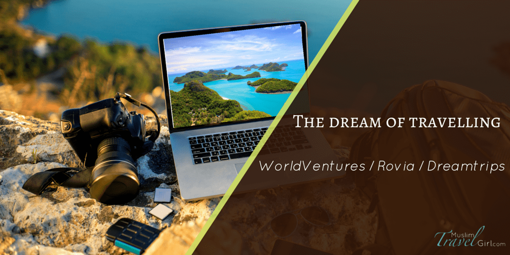 Rovia, DreamTrips, WorldVentures are they really what they say they are. Can you make money and is it permissible in Islam?