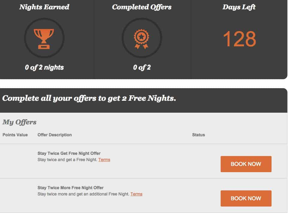 """Fall 2015 IHG Promotion """"Accelerate"""" is the new promotion from IHG where new members can find a very good deal with two free nights after 4 nights."""