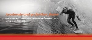 "Fall 2015 IHG Promotion ""Accelerate"" – New members earn 2 free nights"
