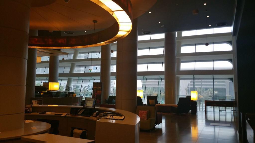 Review Aloft Hotel Abu Dhabi