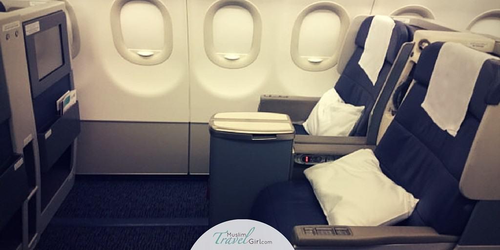 Gulf Air A320 & A321 Abu Dhabi / Bahrain / Jeddah business class review