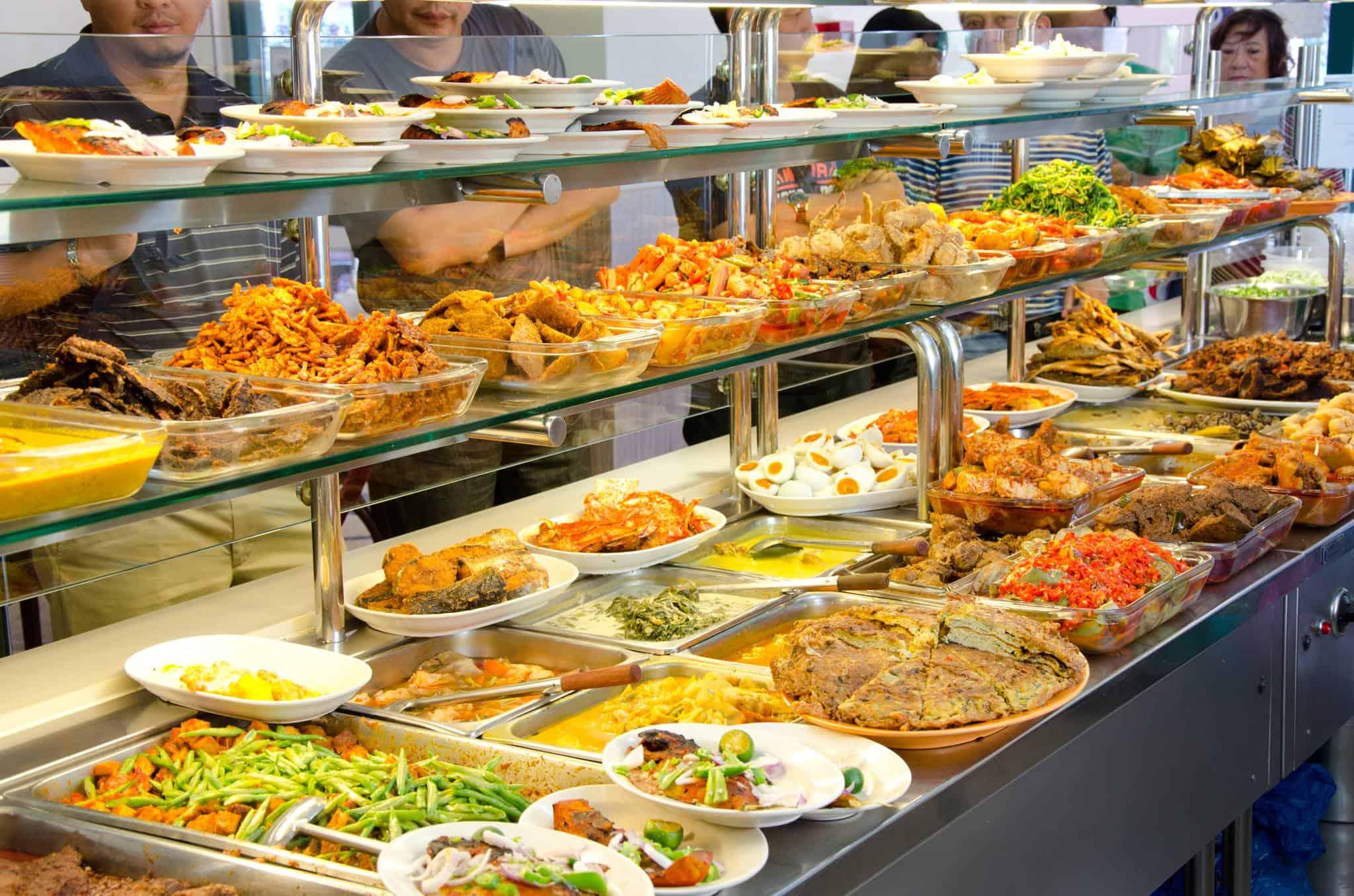 Hajah Maimunah Restaurant Malay And Indonesian Cuisine