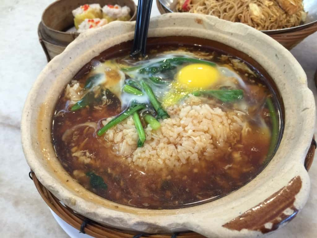Tang Tea House Claypot Chicken Rice Halal Singapore HHWT
