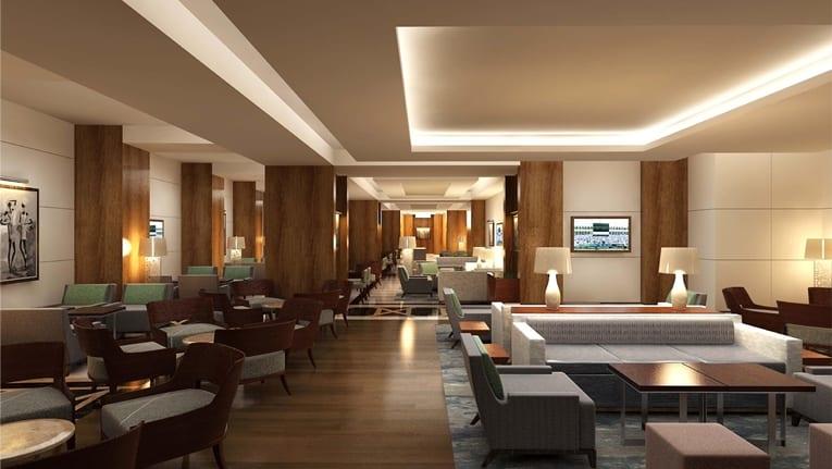 canrad makkah executive lounge