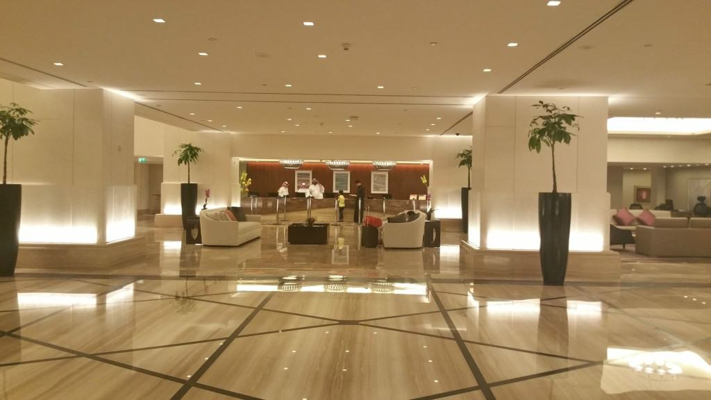 Hyatt Regency Makkah Hotel Review