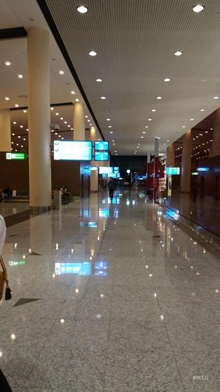 Dubai Al Maktoum DWC Airport