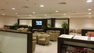 Airport Review: Dubai Al Maktoum DWC Airport & Lounge Review