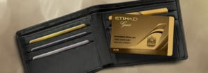 Using your Etihad Gold Status on Alitalia flights for fast track & lounge access