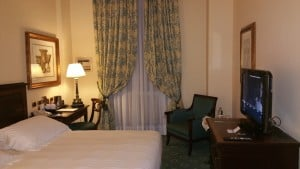 Hotel Review: Intercontinental De La Ville Roma