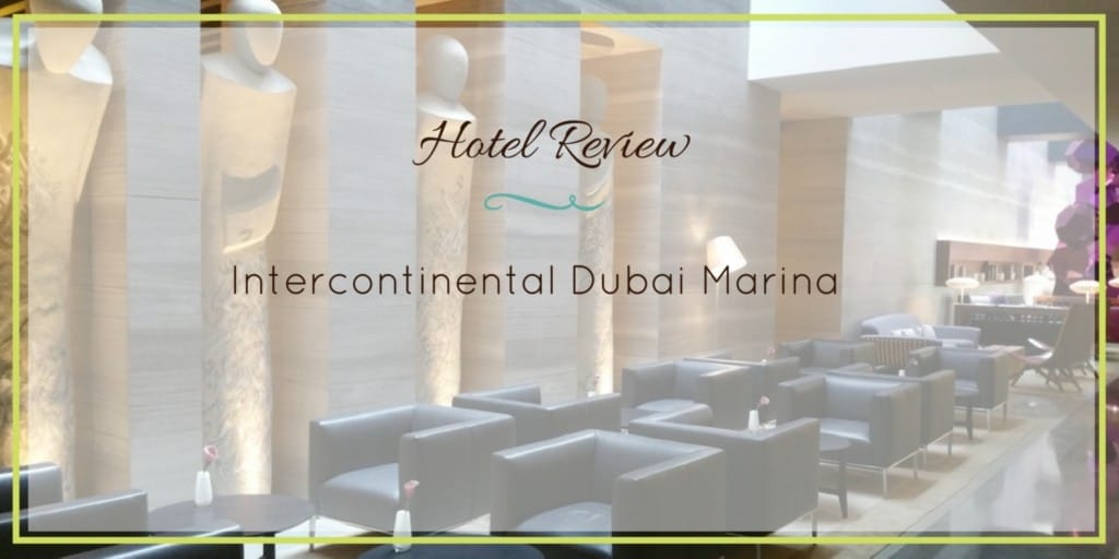 Intercontinental Dubai Marina 2015 Muslim Travel Girl Review 26