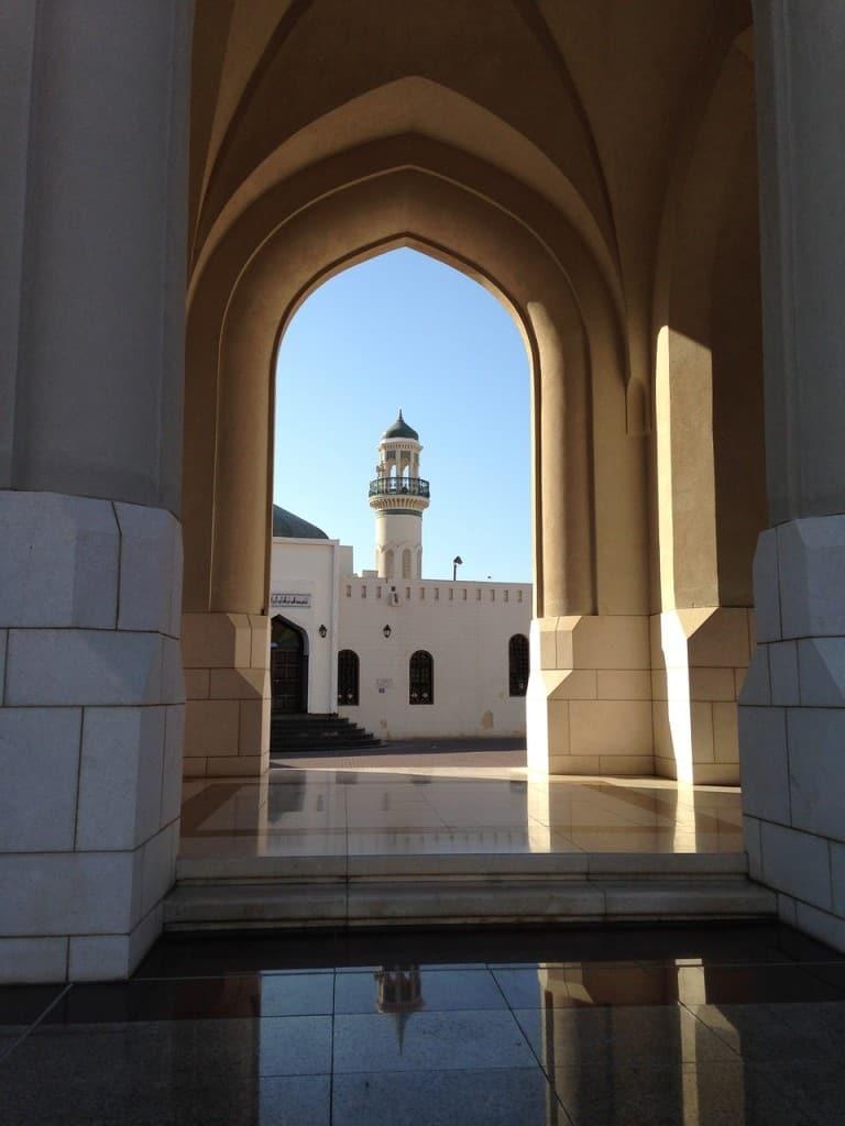 Muslim friendly destination Oman