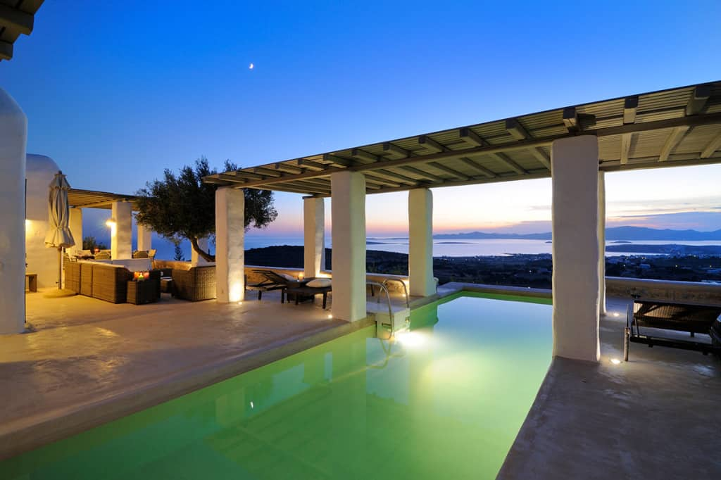 5 Amazing Private Villas in Greece for a Muslim Friendly Holiday