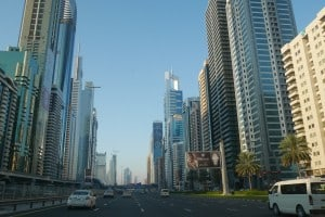 Driving in the United Arab Emirates