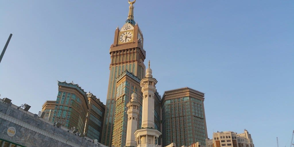 World's most lucrative real estate is in Makkah... The holiest land for Muslims
