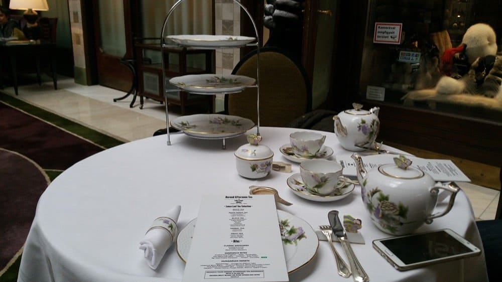 Four Seasons Afternoon Tea Budapest Review - Elegance Without Breaking the Bank