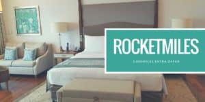 Rocketmiles 3,000 miles Bonus for Any Partner -Book by 1st of July